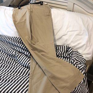 Size 4 extra long Gap Khaki pants